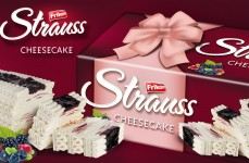 Strauss Cheesecake