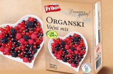Organic Fruit Mix