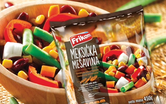 Mexican mix