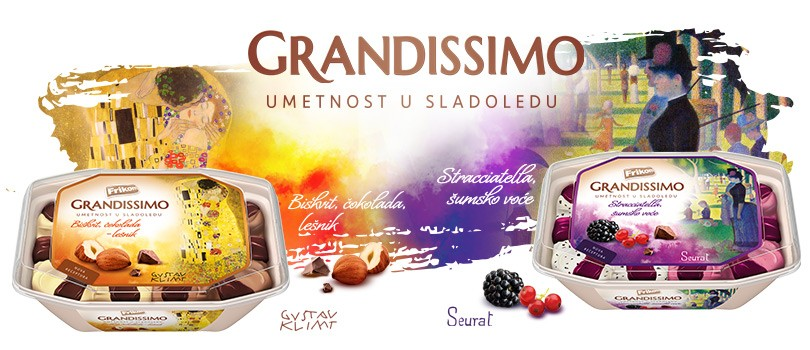 Grandissimo - the art of ice cream