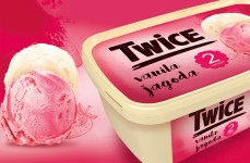Twice Vanilla-Strawberry