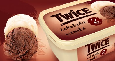 Twice Vanilla-Chocolate